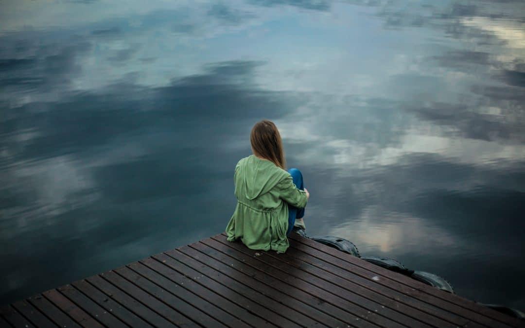 Bist du wirklich gerne allein oder kannst du nur dann du selbst sein?